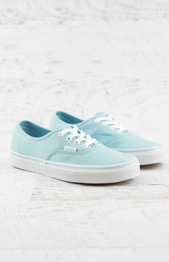 34277b5143 Vans Authentic Sneaker - Crystal Blue True White from peppermayo.com ...