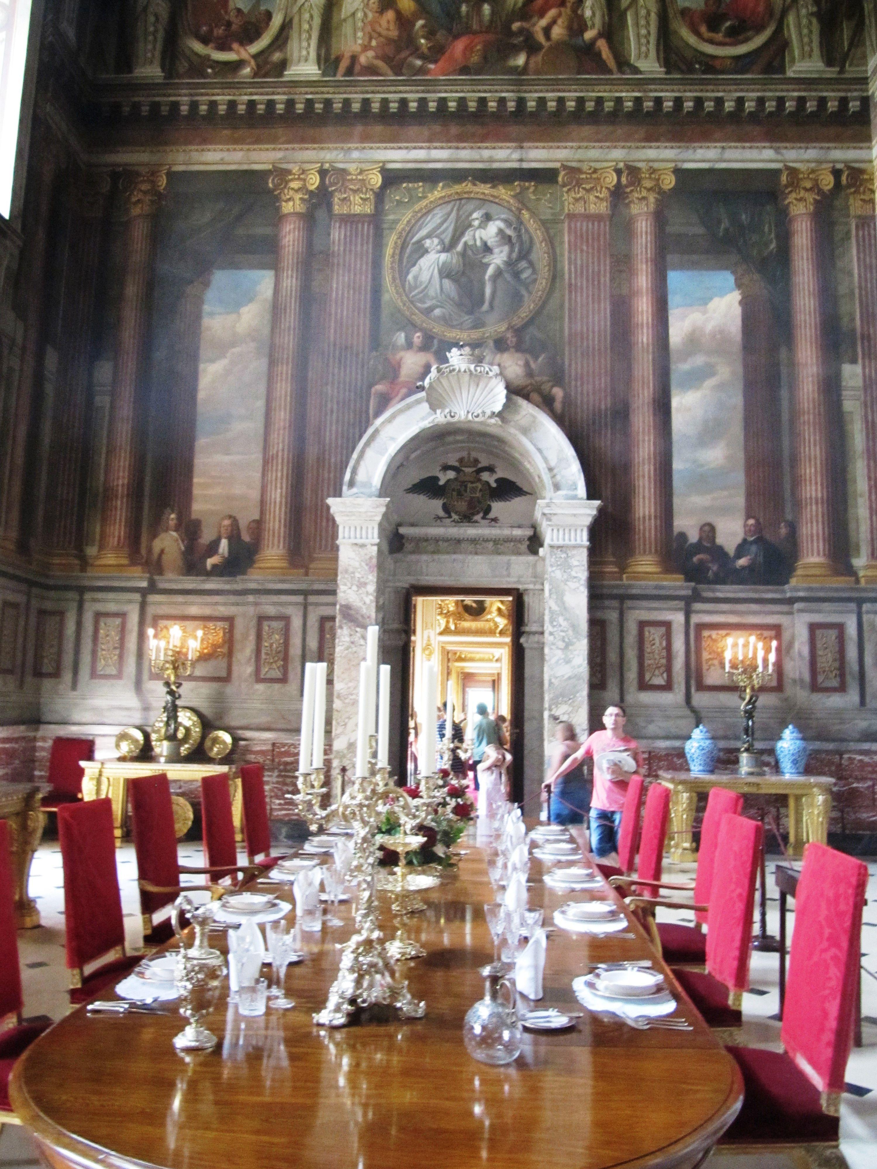 Blenheim Palace Interior 06 3000 215 4000 Palaces