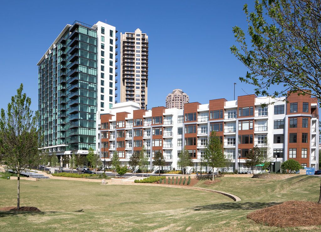 Choose The Luxury Apartment Thatu0027s Right For You In Buckhead Atlanta. AMLI  3464 Has Mid