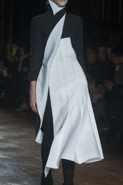 Aganovich, Paris Fashion Week Fall 2014