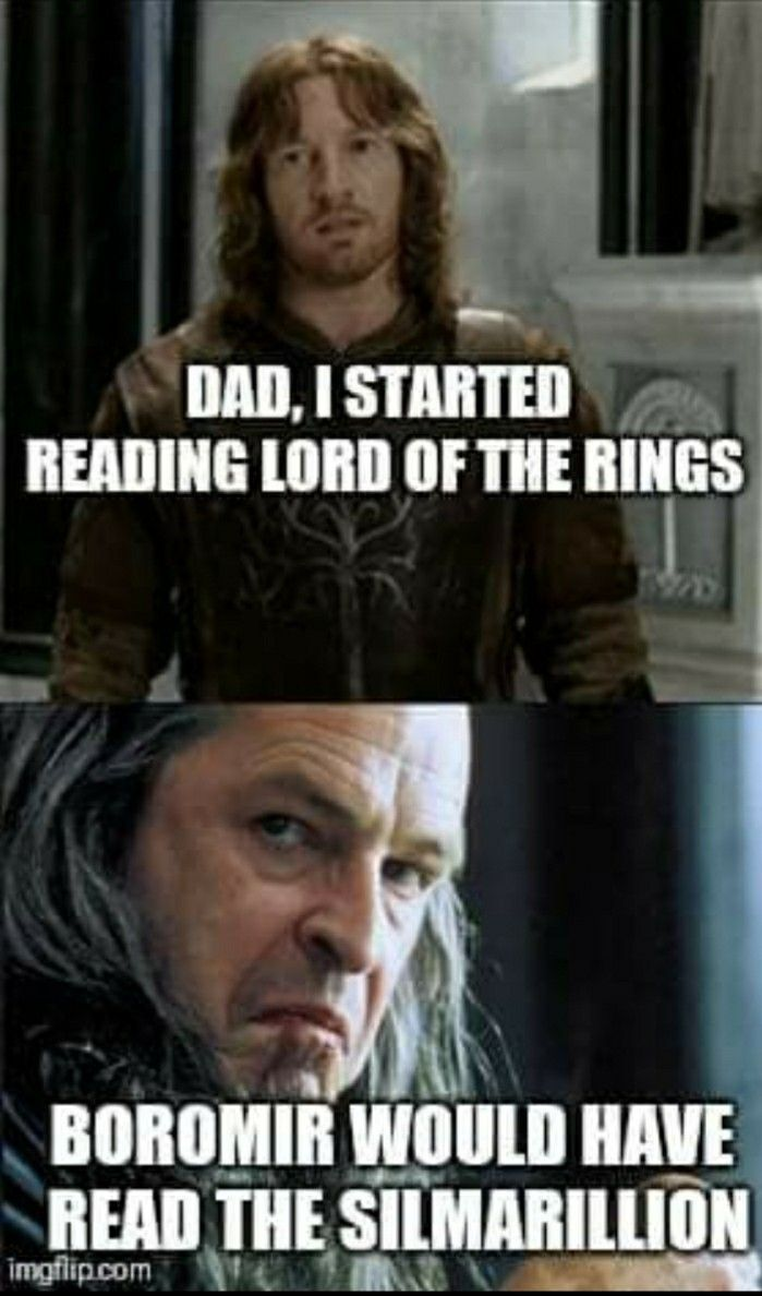 Lord Of The Rings Meme One Does Not Simply Set Phasers To Lol