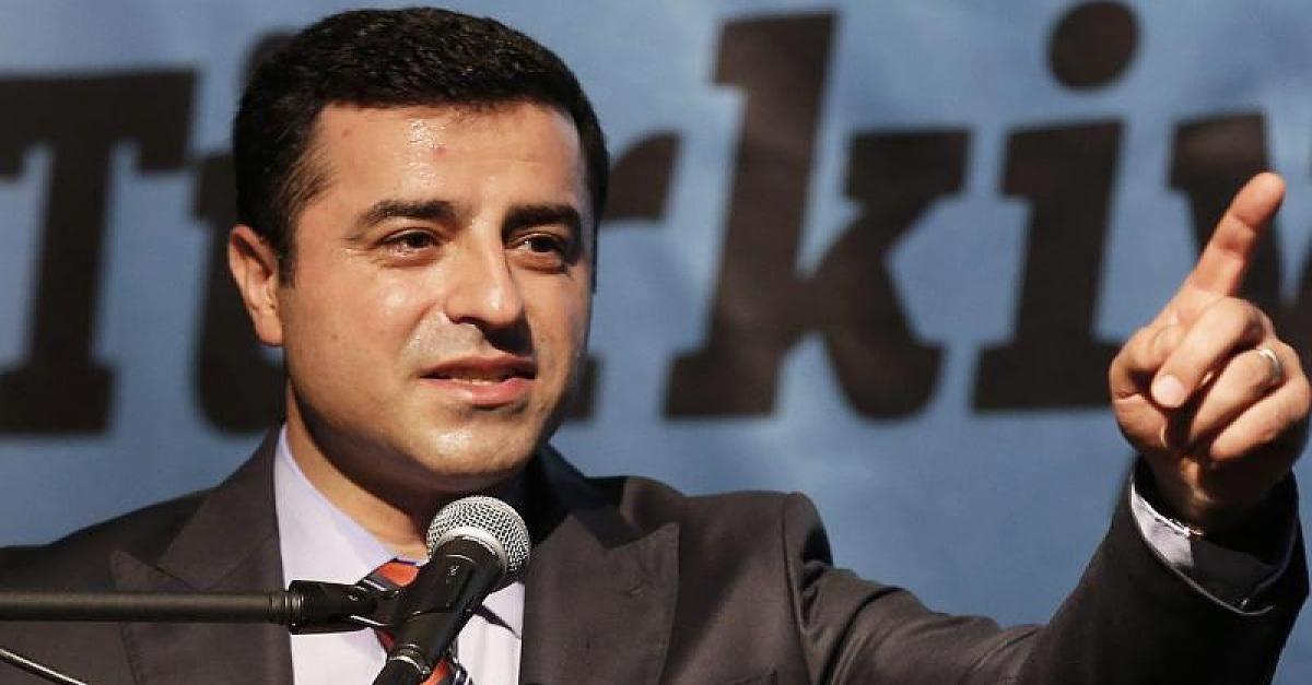 Focus.de - Türkische Justiz leitet neue Ermittlungen gegen Kurdenpartei-Chef Demirtas ein - Ausland