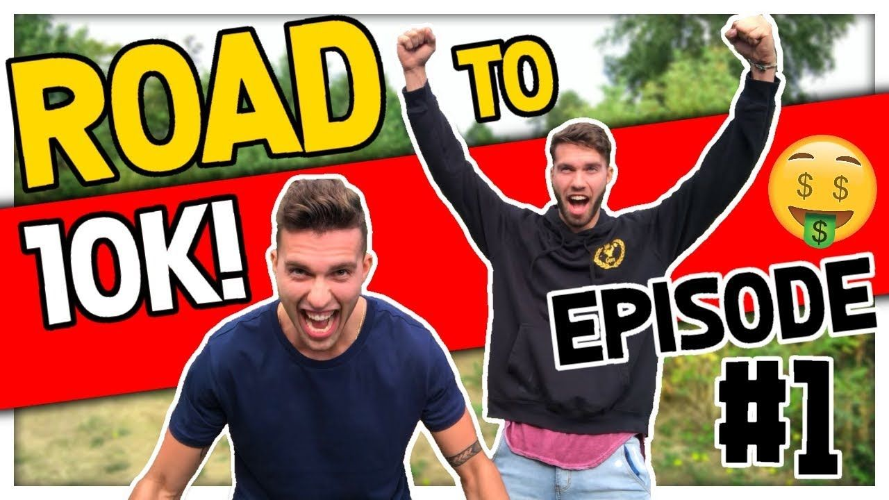 Road To 10K Episode 1 How to Make 10,000 a Month as