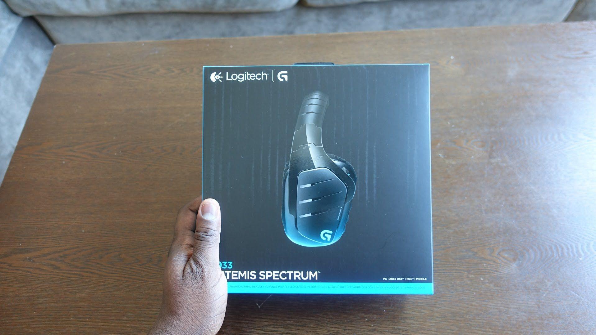 Logitech G933 Artemis Spectrum Unboxing | Un box tech   | Logitech