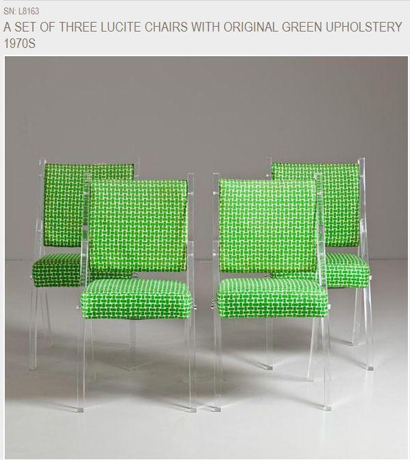 Mid Century Modern furniture from Talisman Design in London England