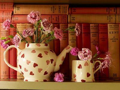 Flores e Livros