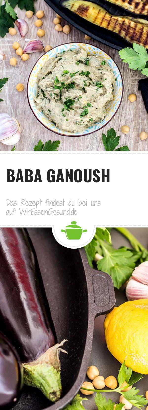 Baba Ganoush - WirEssenGesund