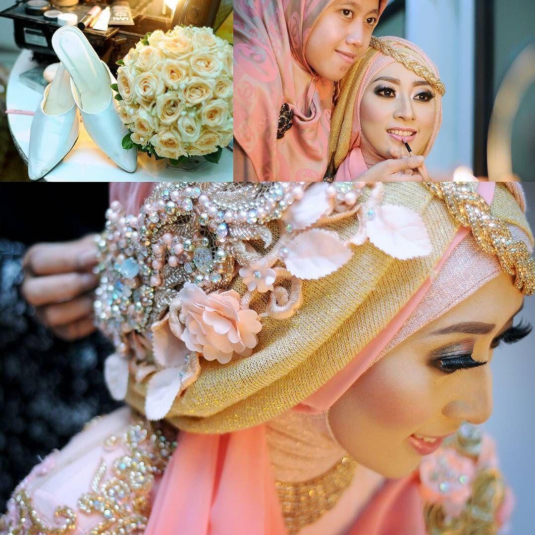Bukan hanya makeup.. pengantin itu.. harus dinomor satukan