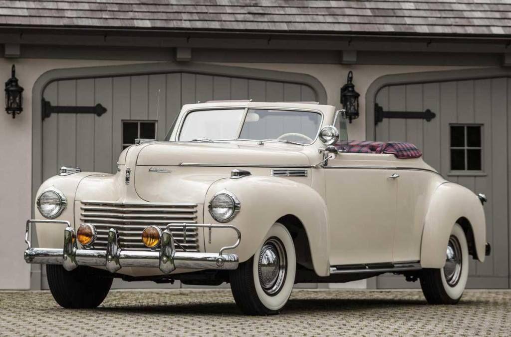 1940 Chrysler New Yorker Highlander Convertible