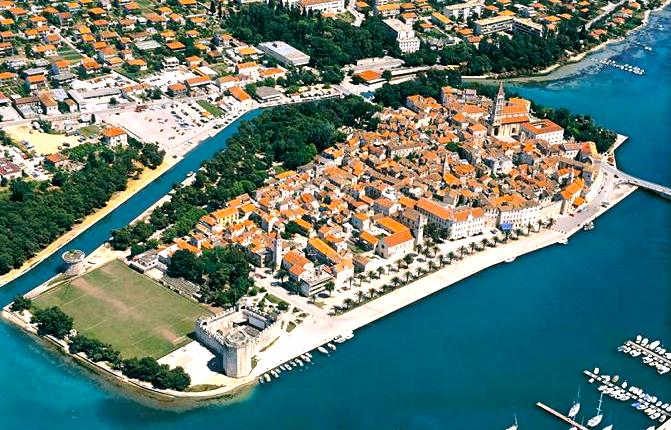 Trogir.Croácia