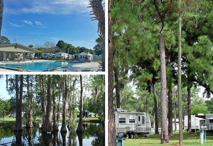 6 of central floridas best rv resorts rv resorts and park - Winter Garden Rv Resort