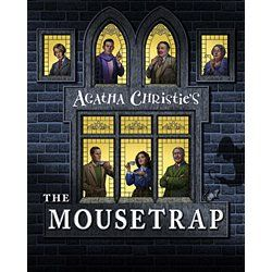 Resultado de imagem para mousetrapAgatha Christie