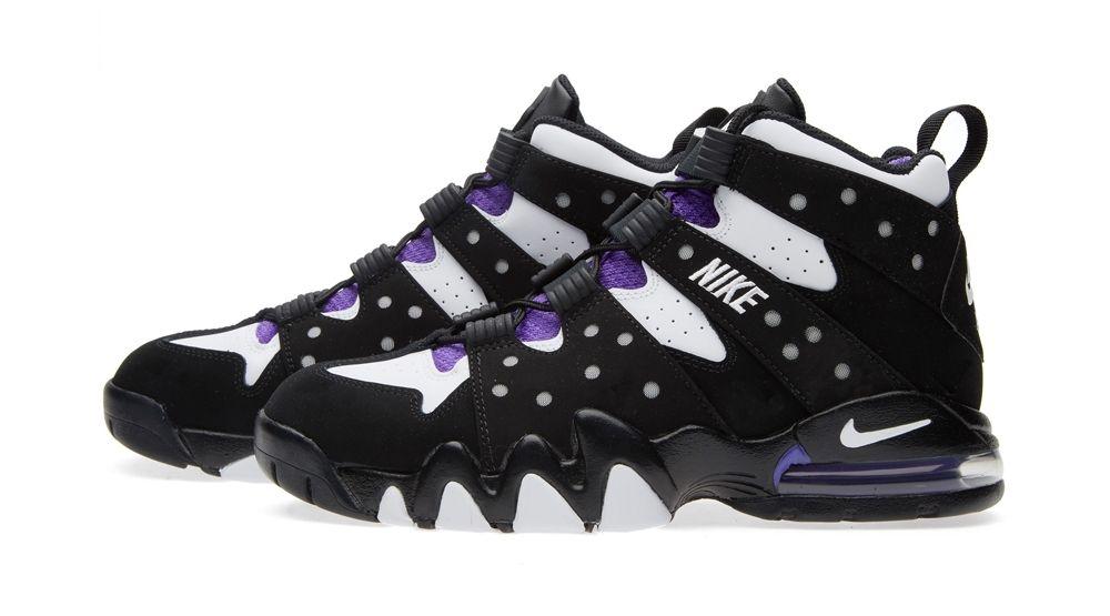 Nike Is Bringing This Original Charles Barkley Sneaker Back