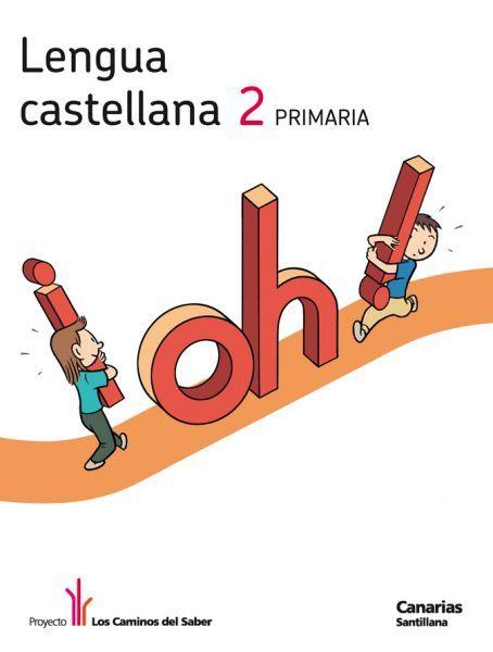 Lengua Castellana Segundo Libro Digital Recursos Para Primer