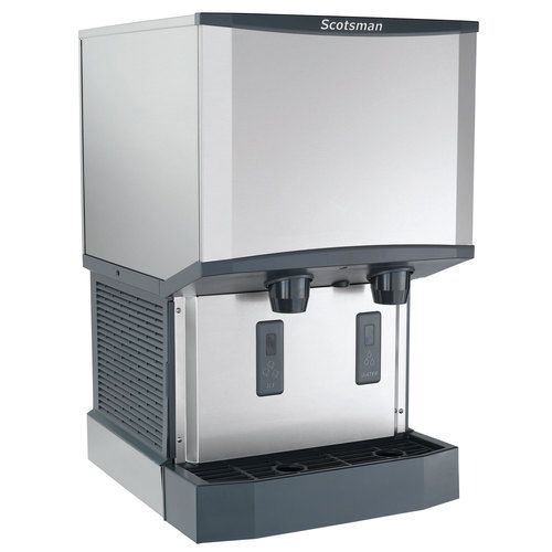 Meridian Countertop Ice Machine And Water Dispenser 25 Lb Bin Storage Storage Bins Water Dispenser Countertops