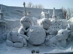Quebec Winter carnival, cakes - Google Search