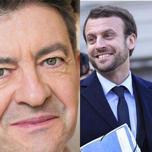 Inconnu du moindre électeur français jusqu?à son parachutage au Ministère de l?économie et des finances, Emmanuel Macron (qui a sous estimé son pa
