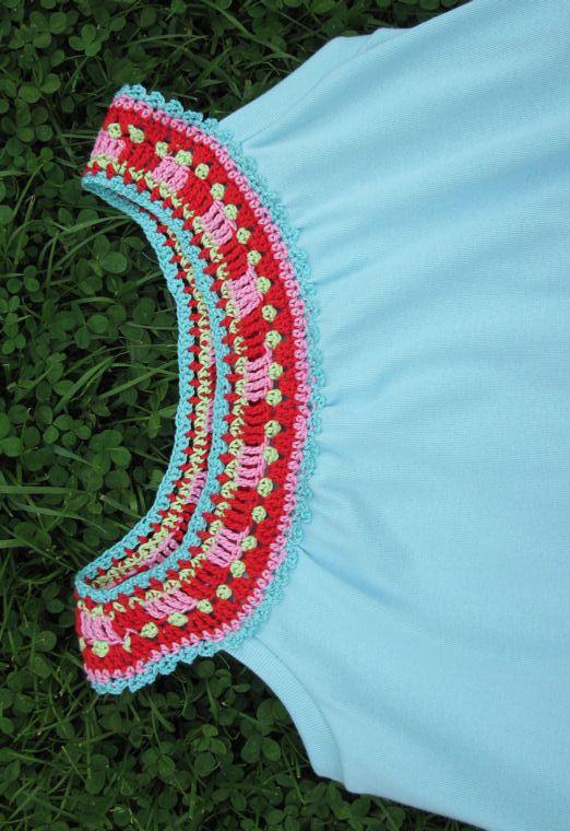 Crochet - top   Happy Hookin clothing   Pinterest   Häkelborten ...
