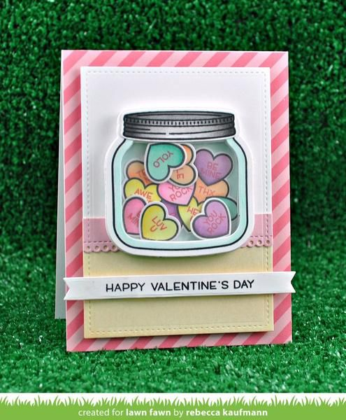 https://hallmarkscrapbook.com/collections/lawn-fawn-stamps/products/lawn-fawn-how-you-been-conversation-heart-add-on-clear-stamps-set
