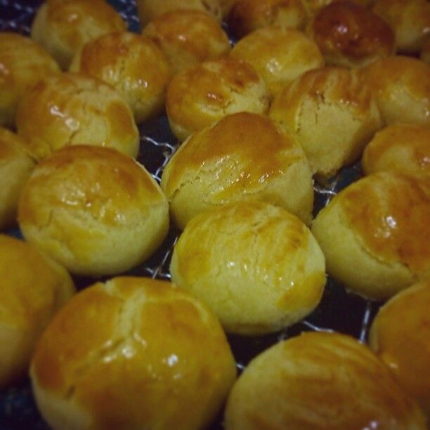 Nastar a.k.a Pineapple Cookies