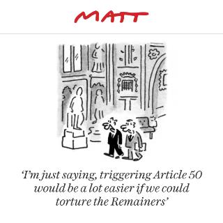 Matt - 26.01.2017 The Telegraph