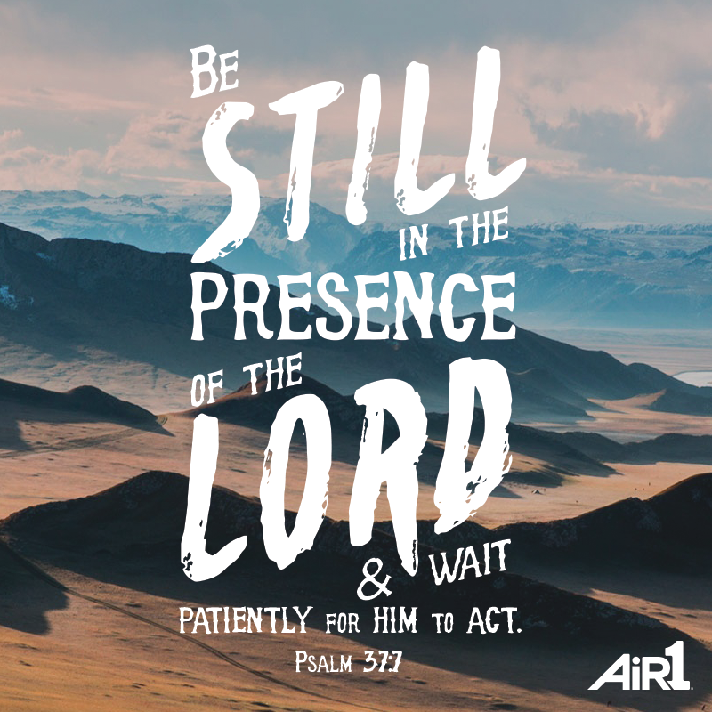 Bible Verse of the Day - www air1 com/verse | Verse of the