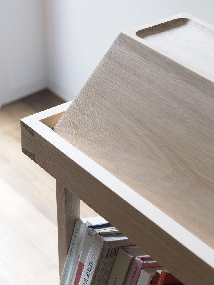 Fred Ganim   American Oak Book Stand. Unique FurnitureDiy ...