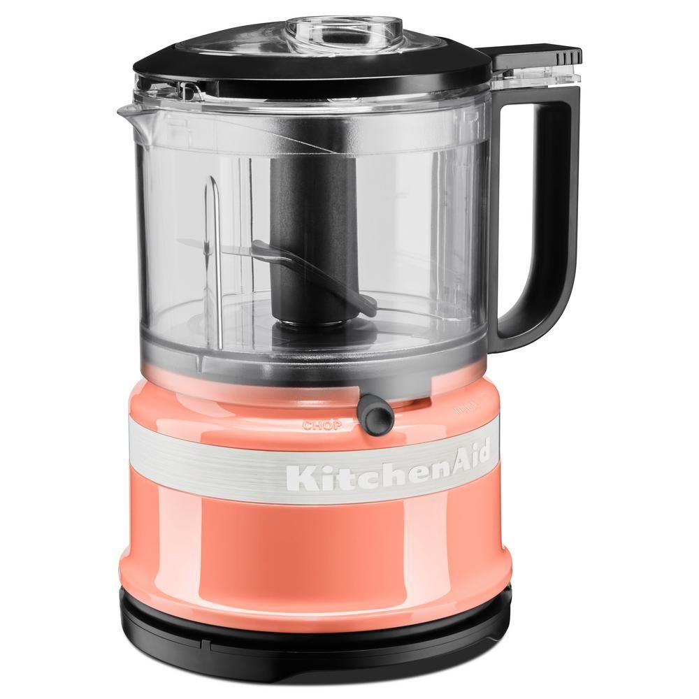 Kitchenaid 35cup 2speed mini food processorkfc3516ph