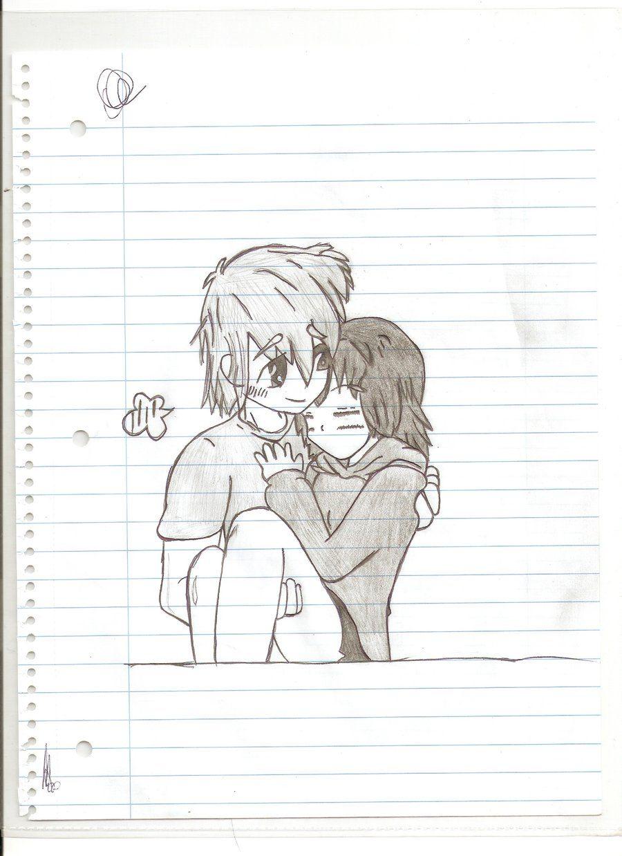 Drawing Ideas Couples Printable Editable Blank Artworks