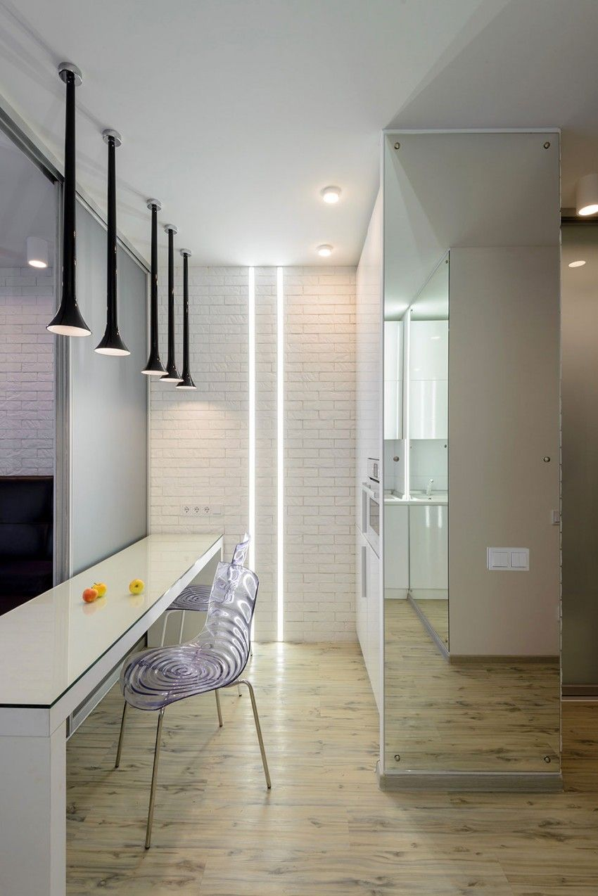 Apartment in novosibirsk by alfa brand 3