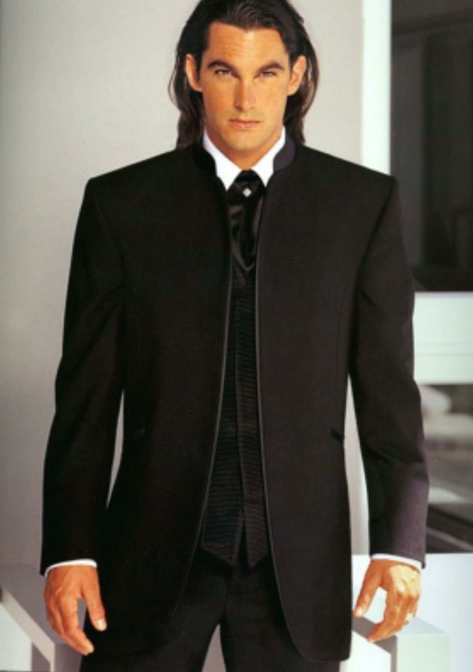 d786f1c08dbbb the tux you wore when we got married. Western Wear for Men