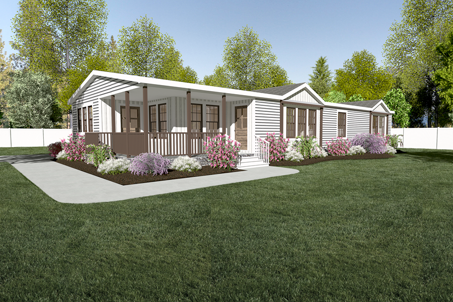 Find The The Lulamae Plan At Clayton Homes Clanton Check The Current Prices Specifications Square Footage Clayton Homes Manufactured Home Buccaneer Homes