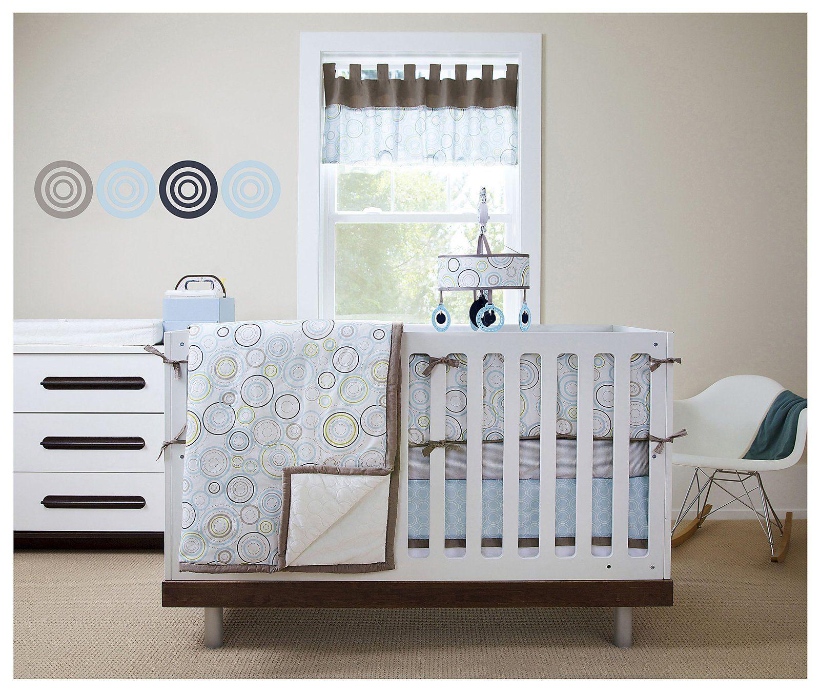 JJ Cole Sky Orbit 4-Piece Crib Bedding Set - Best Price | BaBy ...