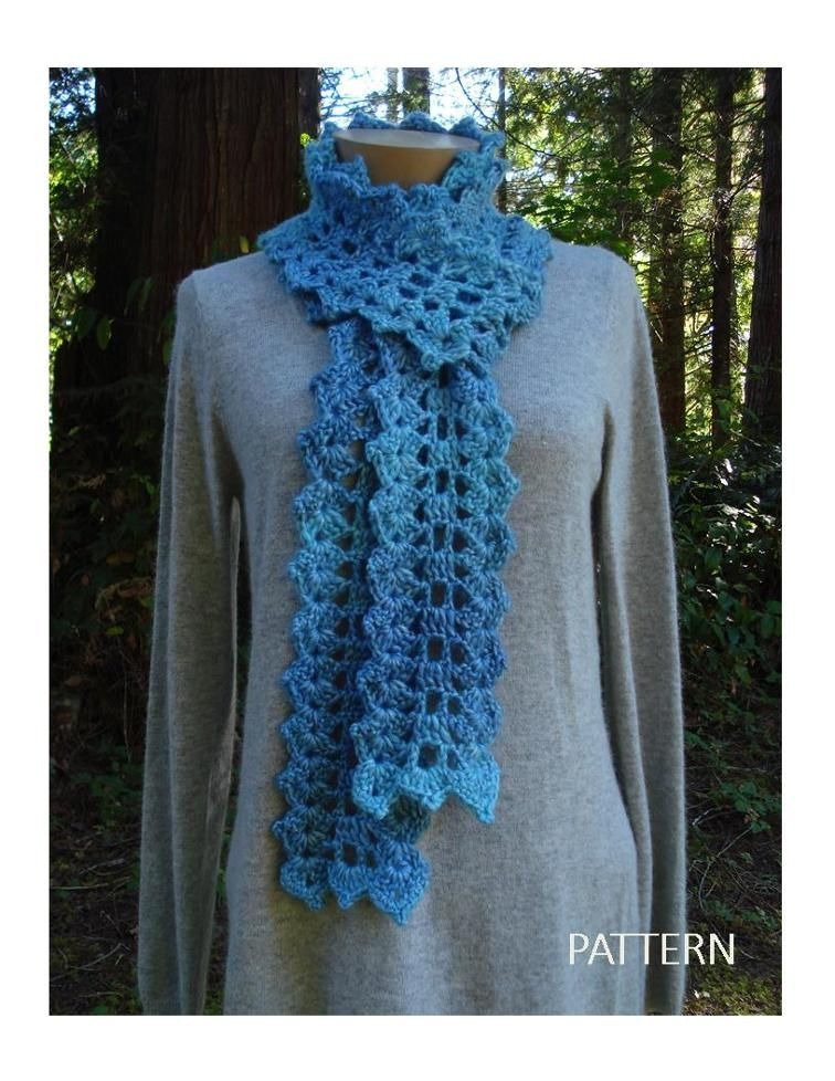 Chameleon Scarf Pa 311 Chameleons Aran Weight Yarn And Scarves