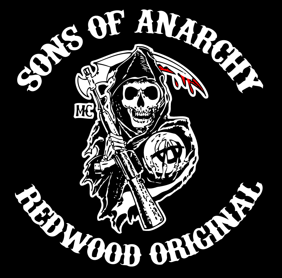 Sons Of Anarchy Logo By Radillacviii On Deviantart Sons Of Anarchy Sons Of Anarchy Tattoos Sons Of Anarchy Characters