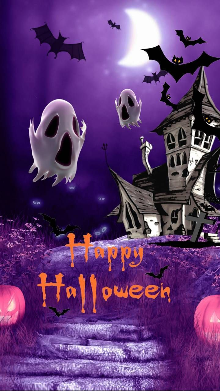 Pin by christy white on Halloween wallpaper in 2020