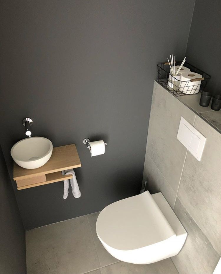 Photo of Gäste WC #downstairstoilet