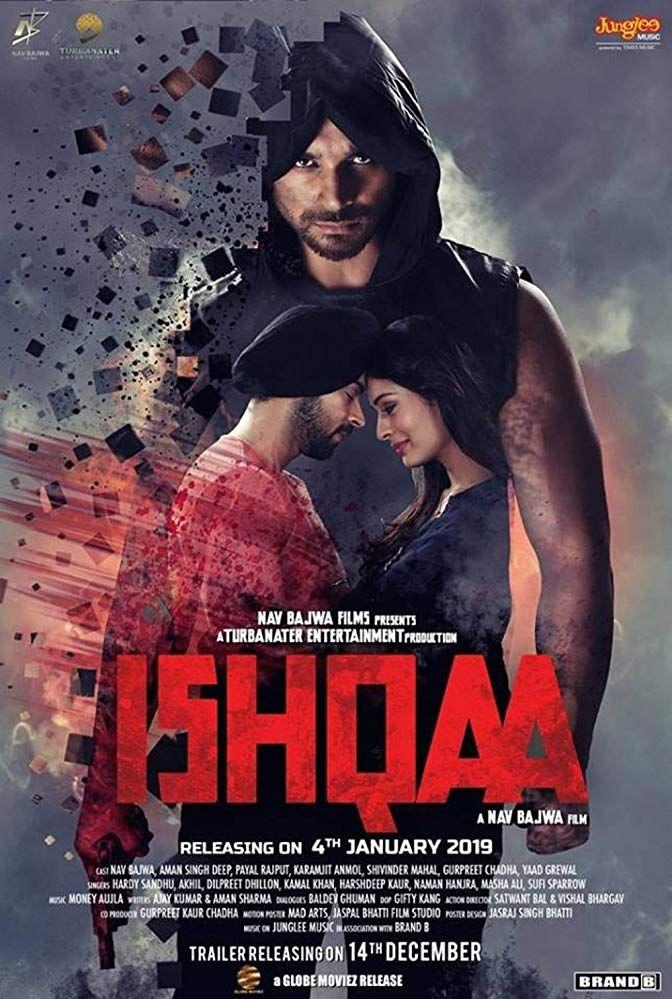 Ishqaa (2019) Punjabi 720p HEVC HDRip x265 ESubs [600MB