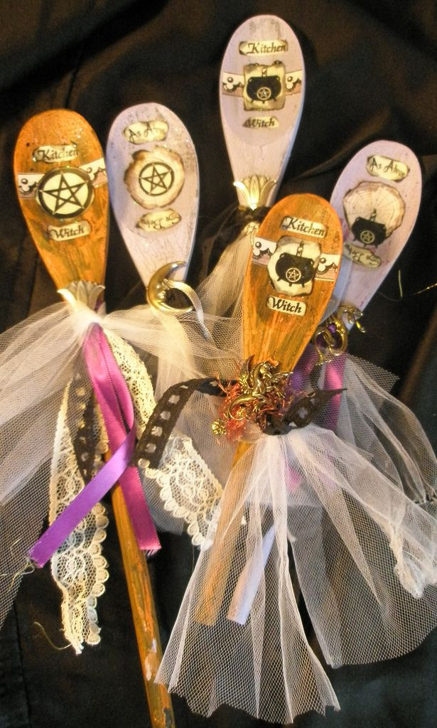 Kitchen Witchery: Magick #Kitchen #Witch #Spoons, by ...