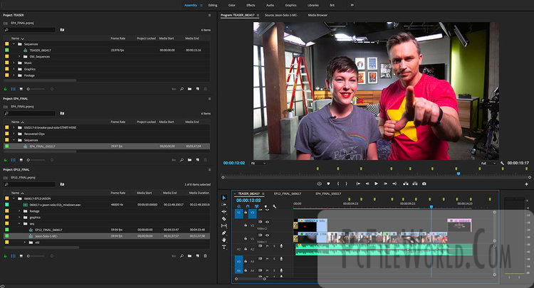 adobe premiere free download full version with crack