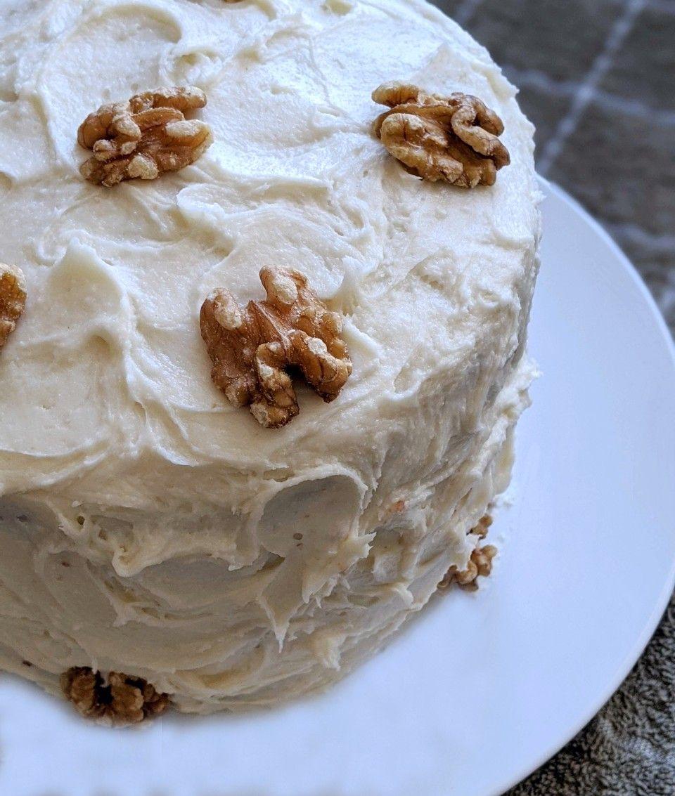 Hummingbird Bakery Carrot Cake Recipe in 2020 Carrot