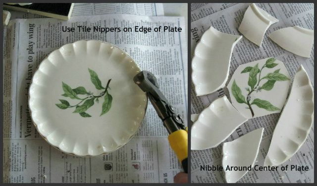 The Ultimate Recycled Art – Pique Assiette