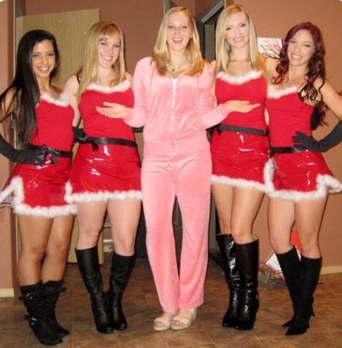 Mean Girls Costumescharacters Halloween Costumes Halloween