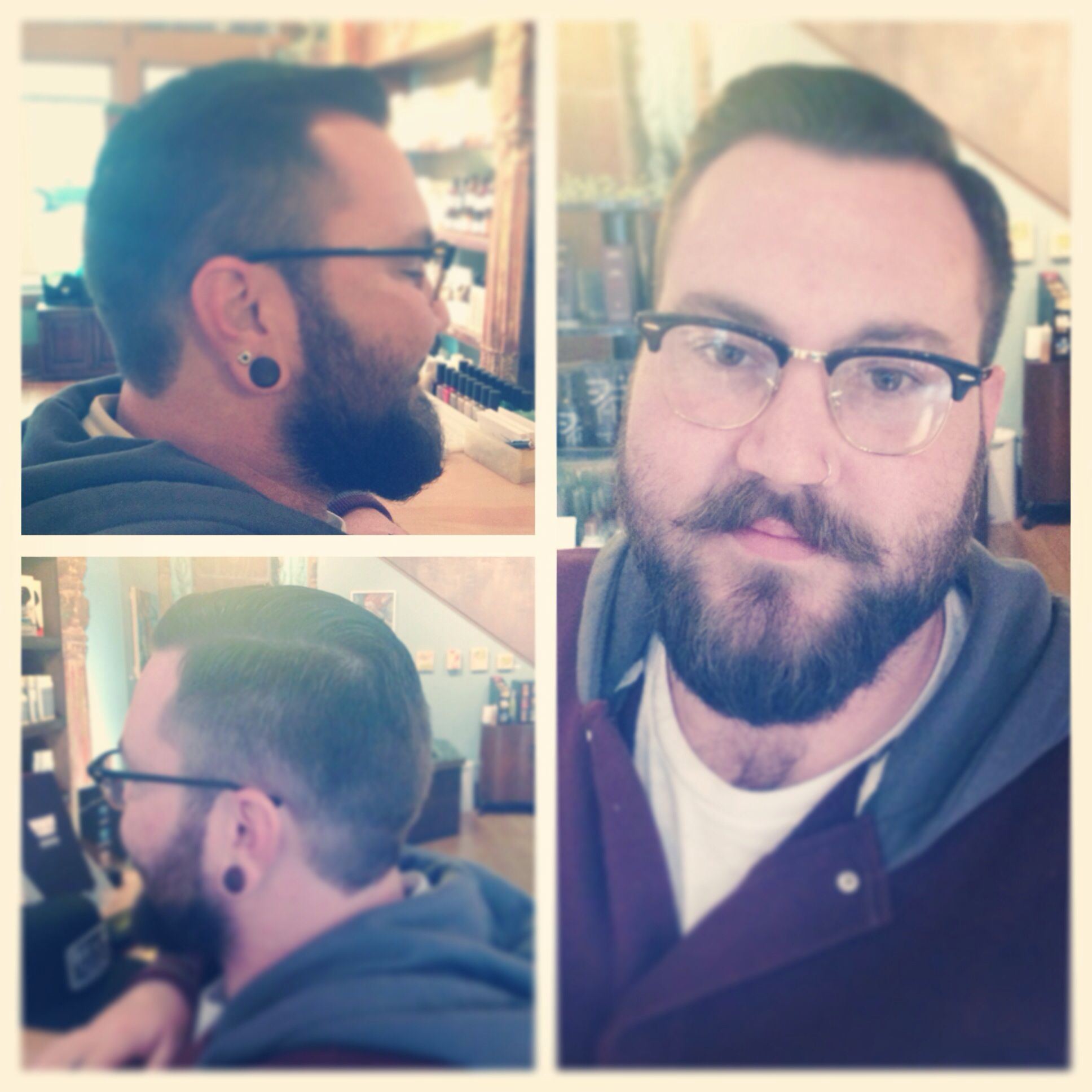 Clean Cut And Classic Mens Hair Cut And Style By Kathryn Saunders