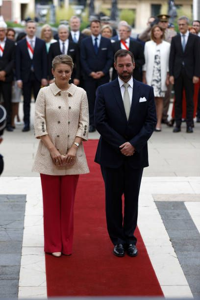 Luxembourg Celebrates National Day Day One on June 22