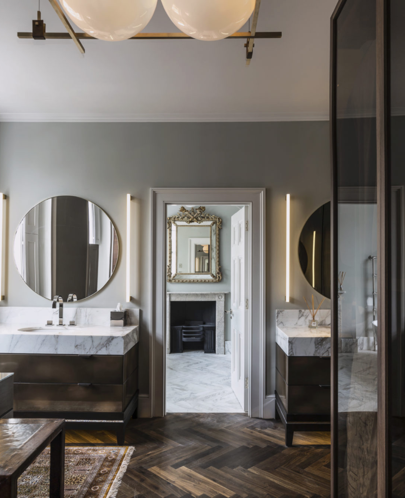 5 Gorgeous Scandinavian Bathroom Ideas: The 15 Most Beautiful Bathrooms On Pinterest