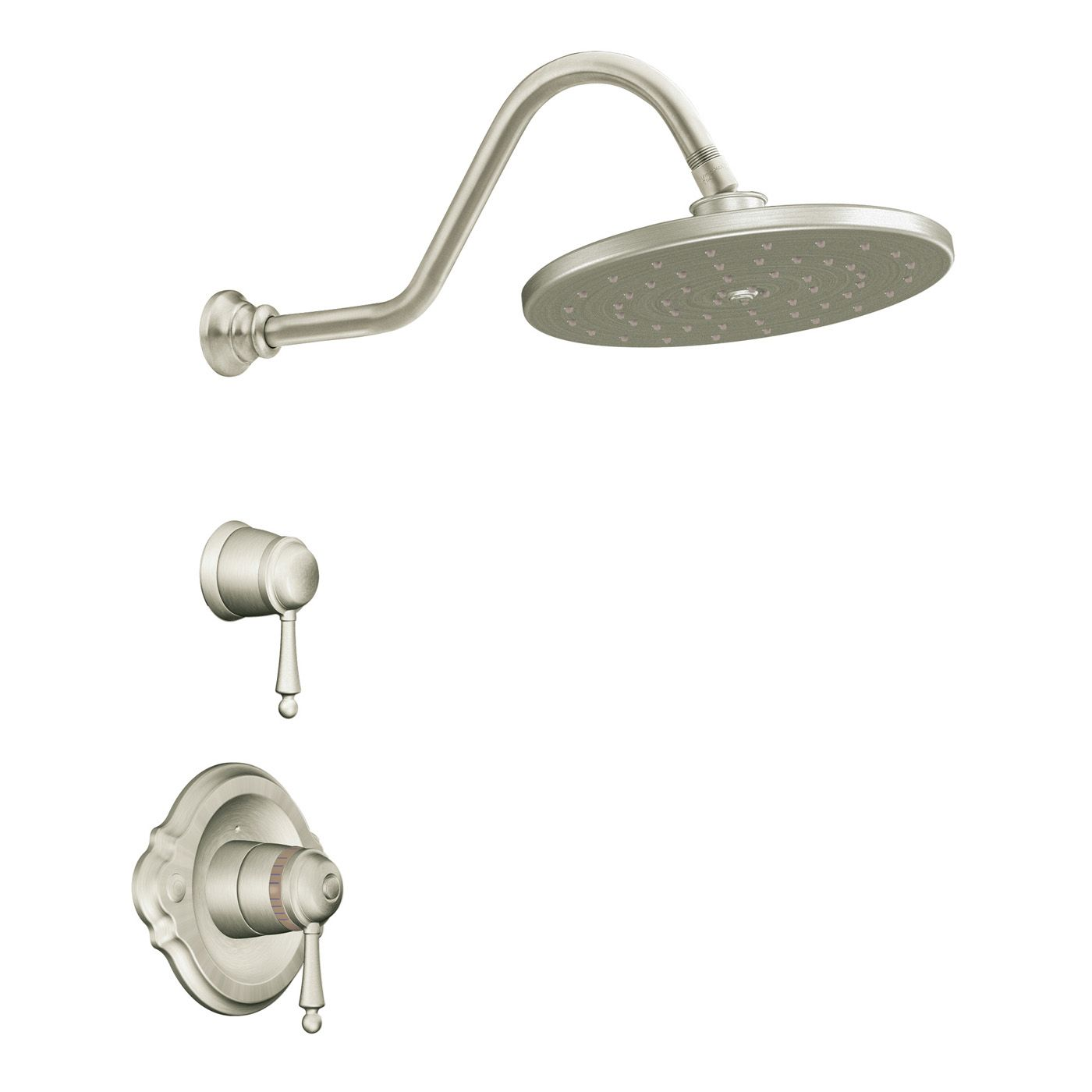 ShowHouse by Moen TS3112 Waterhill Shower Head | ATG Stores | Master ...