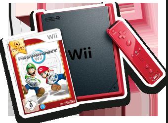 #Gewinne 1 von 3 Nintendo-Konsolen!  Bei unserem kostenlosen #Gewinnspiel hast du die Chance auf 1 von 3 Nintendo Konsolen: 1.)Wii u 2.)Nintendo 3DS 3.)Mini-Wii Welche würdest du dir aussuchen?