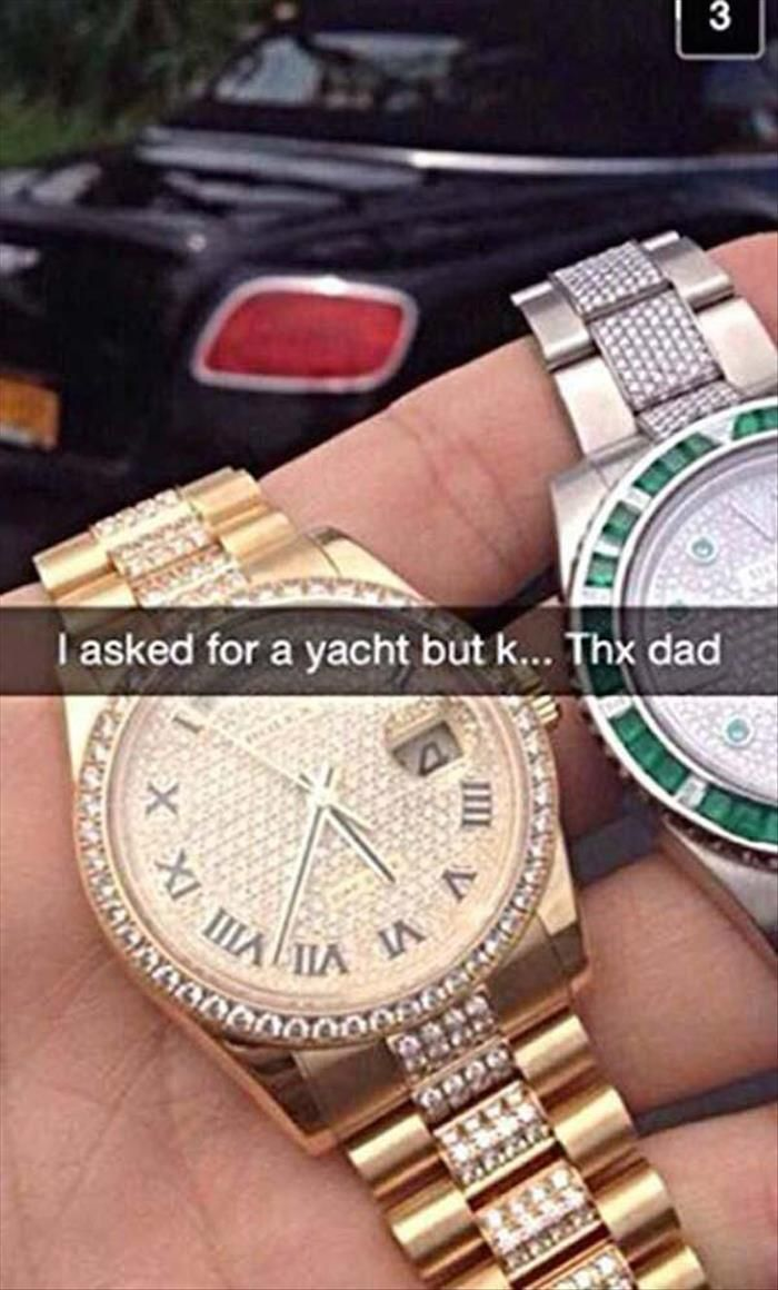 Rich Kids On Snapchat Are Even More Annoying Then They Sound - 23