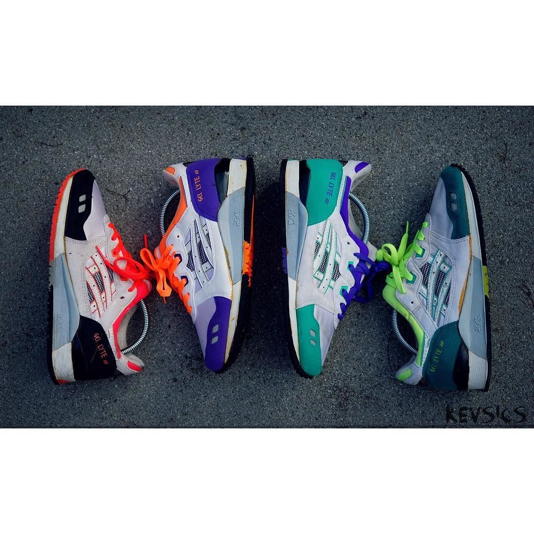 Asics Gel Lyte III OG colorways Check out the link in my bio